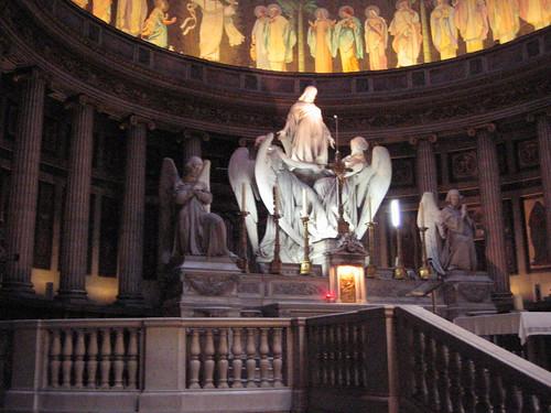 El Altar de la Madeleine