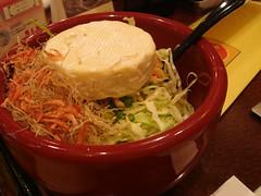Camenbert cheese Monja-Yaki