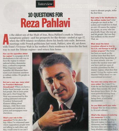Reza ShahII