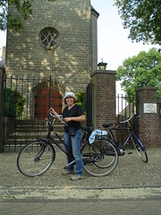 Biking in Holland