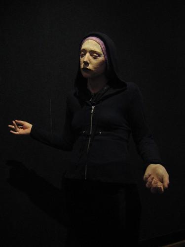 Carol 'Riot' Kane, 'Sanguine: New Madonna'