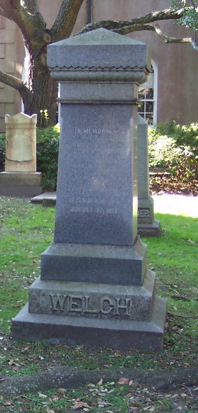 Tombstone Welch