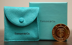 How Tiffany does gift cards