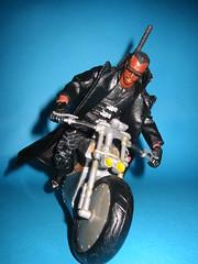 Blade on Bike
