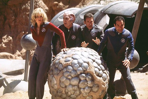 Formulating a Galaxy Quest Style Attack