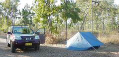 My old car in Jabiru