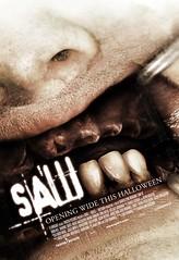 Poster de 'Saw III'