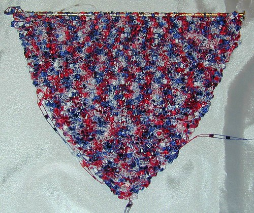 Fireworks 4th of July Shawl