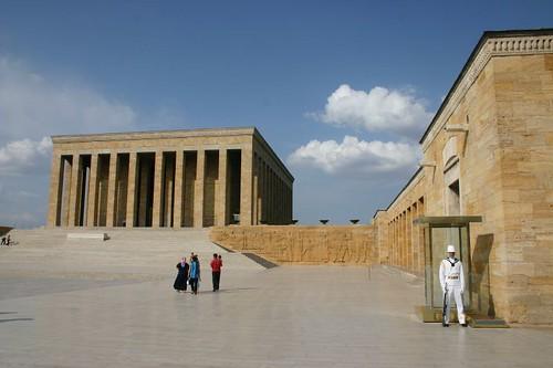 Atatürk Orman Ciftligi - Atatürk Mausoleum