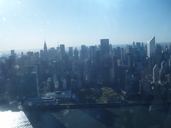 manhattan by helicopter
