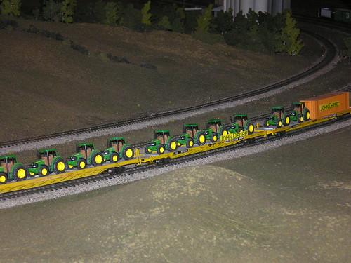 Deere train