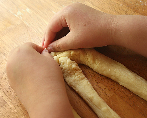 Challah Project: Baking with your kids - 19