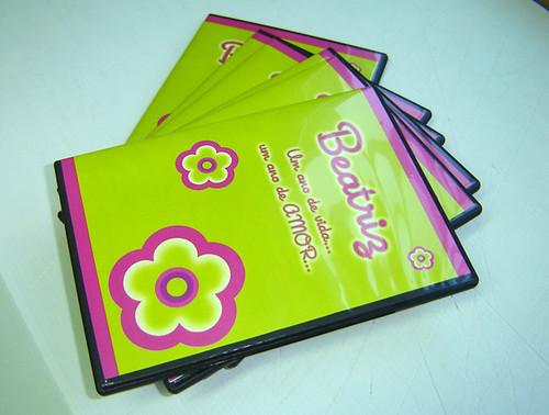 DVD Beatriz