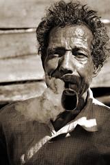 Mr. Smoke photo by gogoboy