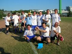 20060719 AStA-Fussballturnier Mannschaft DFKI