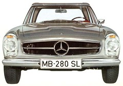 Merceded-Benz 280 SL (1968)
