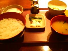 鮪トロロ納豆定食