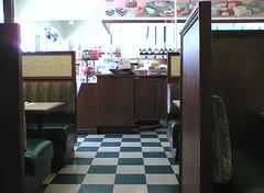 Inside Billy's Deli