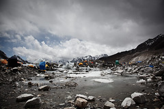Everest Base Camp (5.350 msnm). photo by Jc_________