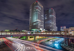 Twin Towers of Chiba City photo by lestaylorphoto