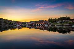 After sunset photo by Richard Larssen
