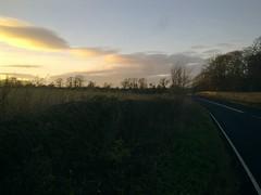 evening cycle at Broxburn photo by tumpshy
