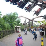 Emma just 1cm short of being allowed on Nemesis<br/>12 Oct 2013