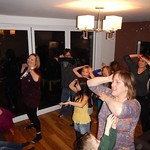 Mixture of kids music and wine<br/>17 Jan 2014