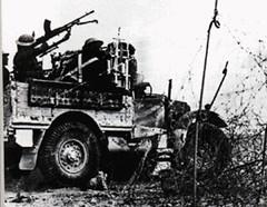 RA- 1942- Bir Hakeim  Sortie champ de mines