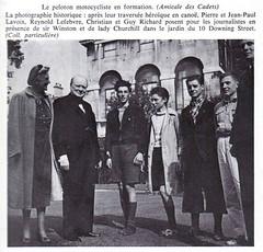 Cadets de la France Libre - Français libres.net