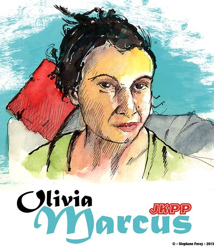 Olivia marcus