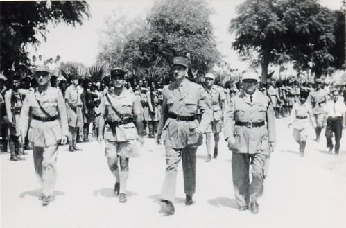 BM 2 - Syrie- 1941 - 19 aout Lattaquié Catroux Ledoux Amiel - de Gaulle