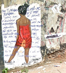 Google Street View - Sao Paulo graffiti photo by kevin dooley