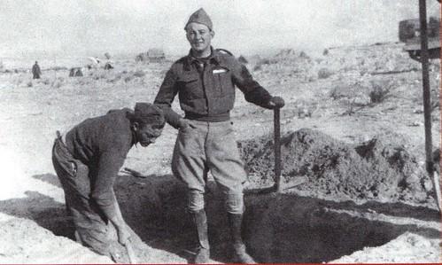 Bir Hakeim 1942 - Creusement