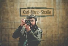 Karl Marx photo by Profeta/Paranoia