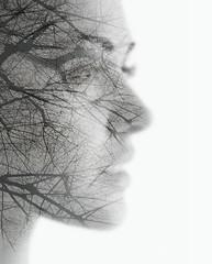 A woman a little intricate (Una donna un po' intricata) photo by Loris Rizzi