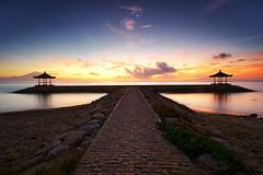 """ Pantai Karang Sanur Bali "" photo by KembaraAlam"
