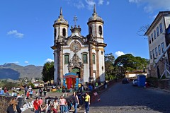 Ouro Preto -  [ World Heritage Site by UNESCO ] photo by Fred Matos