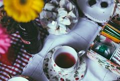 chá da tarde. photo by ~gciolini