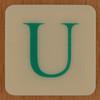 DOUBLE QUICK! letter U