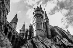 """Château de Poudlard (""""Hogwarts"""") [Explore 2014-02-13] photo by Quentin Douchet"""