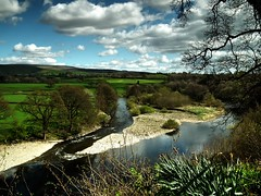 Ruskin's View – The Return – The Lune from Devils Bridge - In Explore photo by alsimages1 - Thank you for 860.000 PAGE VIEWS