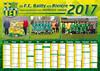FCB Calendrier 2017