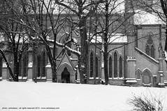 church snow photo by artland