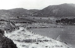 1944- Provence- Anse des sallettes et le paradis nettoyés par 1ere brigade - Col part- Paul  Gaujac