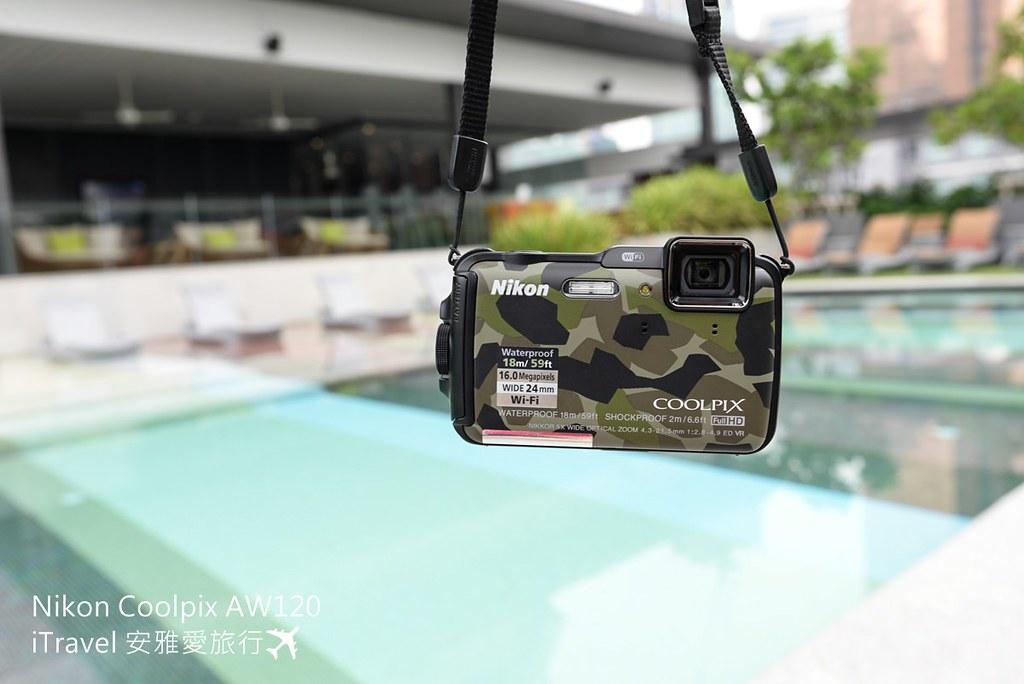 防水相机 Nikon Coolpix AW120 03