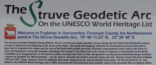 2013-0717 625 Hammerfest Struve monument