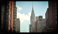 Chrysler Building photo by citron_smurf