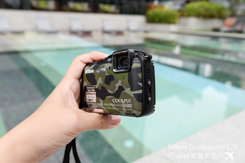防水相机 Nikon Coolpix AW120 06