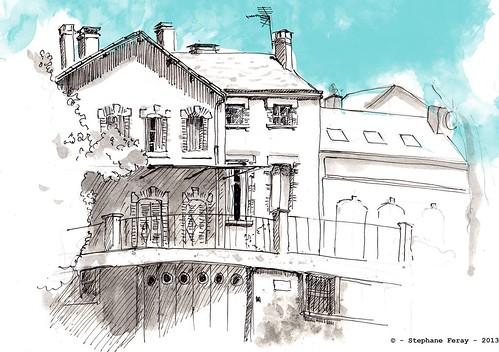 maison 1930-hopital